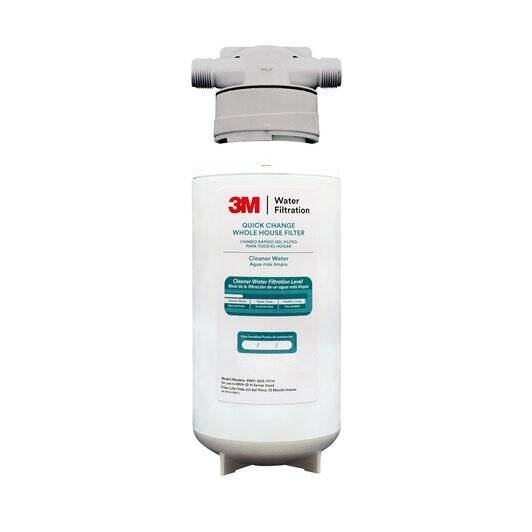 3M Aqua Pure Mini POE Outdoor Water Filter 4WH-QSS-S01H