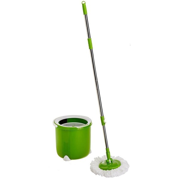 3M Scotch Brite Single Spin Mop With Bucket