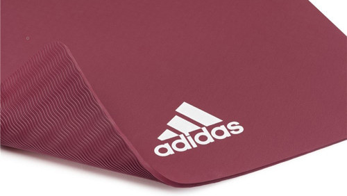 Adidas Yoga Mat Close-up