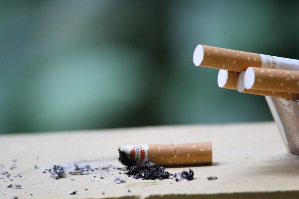 Air Purifiers Do Not Fully Eliminate The Harmful Effects Of Smoking Indoors
