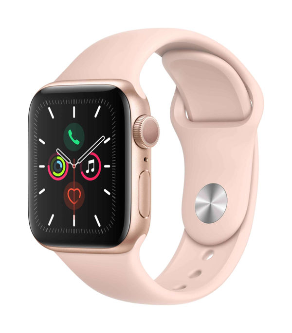 Apple Watch Series 5 (Pink Sand)