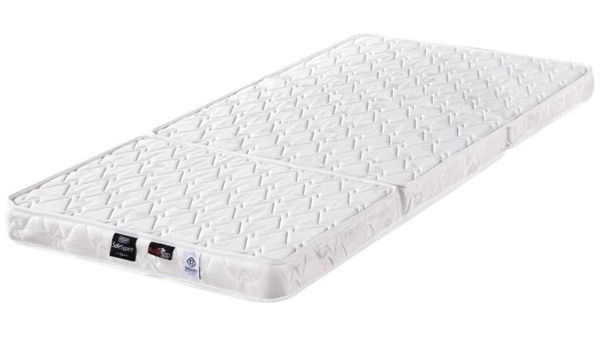 Aussie Sleep Safe Space Foldable Single Mattress