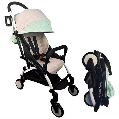 Baby Throne Advance Compact Travel Stroller
