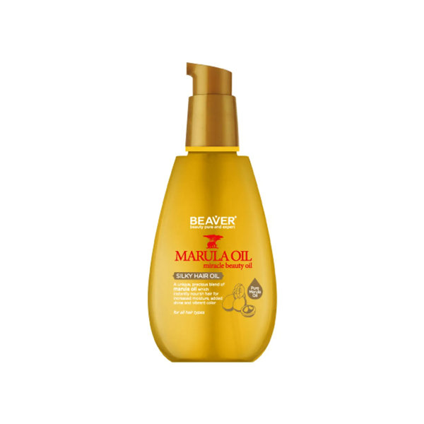 Beaver Marula Oil Hair Serum