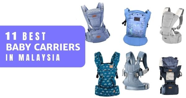 11 Best Baby Carriers In Malaysia 2020 (Versatile & Comfortable)