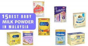 15 Best Baby Milk Powder Malaysia 2020: Which Formula To Choose?