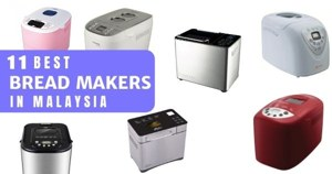 Read more about the article 11 Best Bread Makers Malaysia 2021: How To Choose (Full Product Reviews)