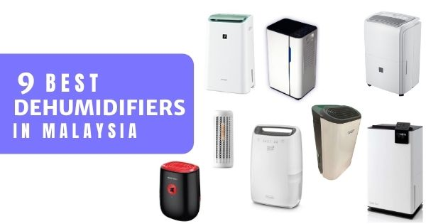 9 Best Air Dehumidifiers In Malaysia 2020 (High Quality)