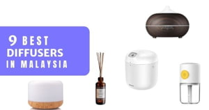 11 Best Essential Oil Diffusers In Malaysia 2020 (To Relieve Stress)