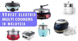 13 Best Multi Cookers Malaysia 2020: How To Choose (Latest Models + Prices)