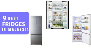 7 Best Fridges In Malaysia 2020: Refrigerator Types (& How To Choose)