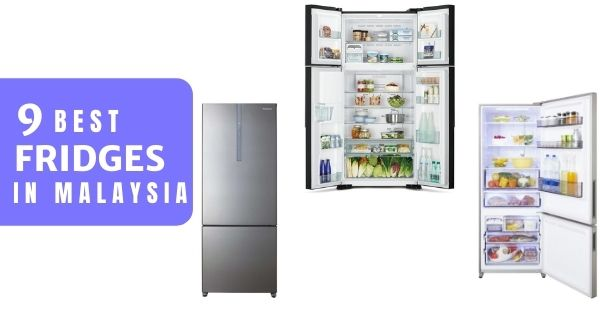 Best Fridge Malaysia 2020: Refrigerator Types (& How To Choose)