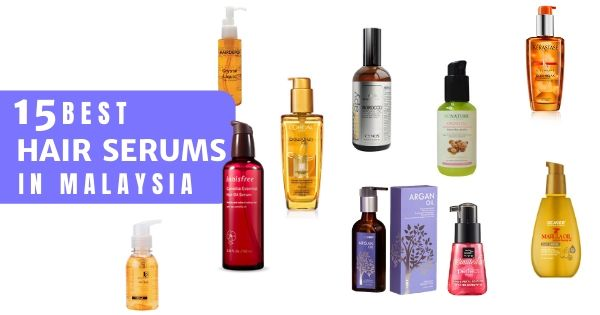 15 Best Hair Serums Malaysia 2021: For Gorgeous Frizz-Free Hair! (Reviews & Prices)