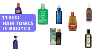 13 Best Hair Tonics Malaysia 2020: Do Hair Tonics Really Work? (To Beat Hair Loss)