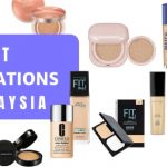 13 Best Makeup Foundations In Malaysia 2021 – Flawless Skin For Hours!