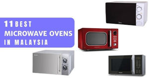 11 Best Microwave Oven Malaysia 2021: Do You Really Need A Combination Microwave? (See Models & Prices)