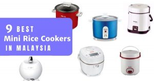 9 Best Mini Rice Cookers In Malaysia 2021 & How To Choose