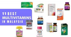 11 Best Multivitamins In Malaysia 2020 (For All Ages)