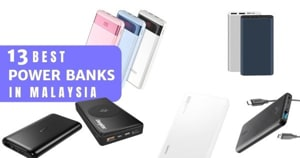 15 Best Power Bank Malaysia 2021: To Charge On The Go! (See Reviews)