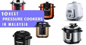 11 Best Pressure Cooker Malaysia 2021 – Make Tasty Meals! (With Less Time In The Kitchen)