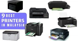 Read more about the article 9 Best Printers In Malaysia 2021 For Home Use (Laser & Inkjet)