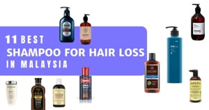 15 Best Shampoo For Hair Loss Malaysia 2020 (Reduce Hair Fall)