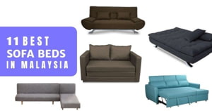 13 Best Sofa Beds Malaysia 2020 (Foldable & L-Shape)