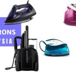 11 Best Steam Irons In Malaysia 2021: Ironing Has Never Been Easier! (All Types & Features)