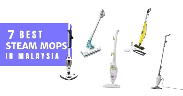 7 Best Steam Mops In Malaysia 2021 – Disinfect Without Soap!