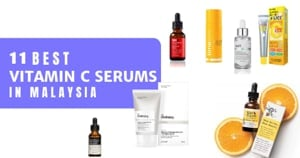 13 Best Vitamin C Serums In Malaysia 2021 (For Brightening & Anti-Aging)
