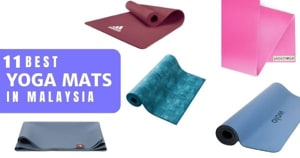 9 Best Yoga Mat In Malaysia 2020 (Good Quality & Non Slip)