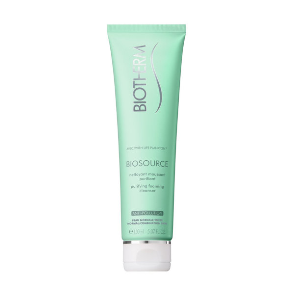 Pencuci Muka Biotherm Biosource Foaming Cream Normal Skin