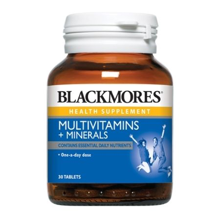 Blackmores Multivitamins + Minerals