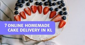 Read more about the article 7 Online Cake Delivery In KL 2021 – Too Pretty To Eat!