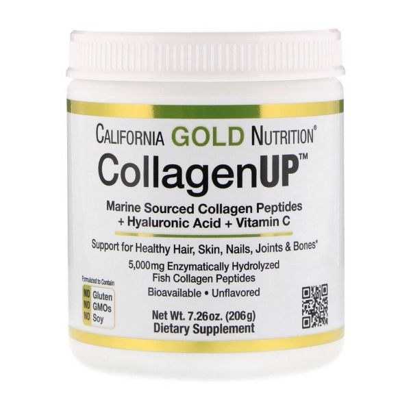 California Gold Nutrition Collagen UP