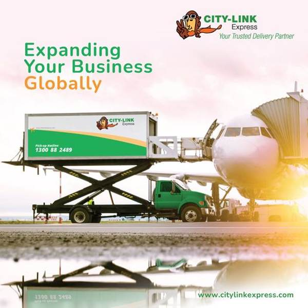 City-Link Express Offers International Shipping Too