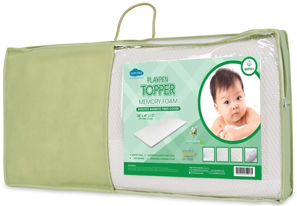 Comfy Baby Purotex Playpen Topper - Bag