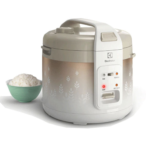 Electrolux ERC3405 3 In 1 Function 1.8L Rice Cooker