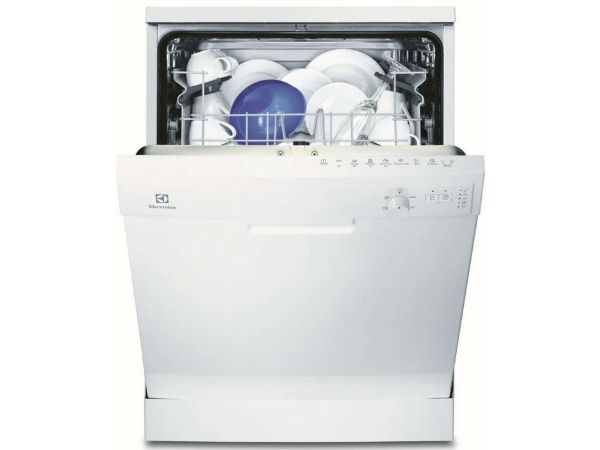 Electrolux ESF5206LOW Free Standing Dishwasher With Air Dry Technology