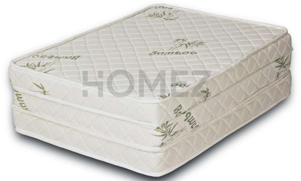 Homez Anti-Static Bamboo Foam Foldable Mattress