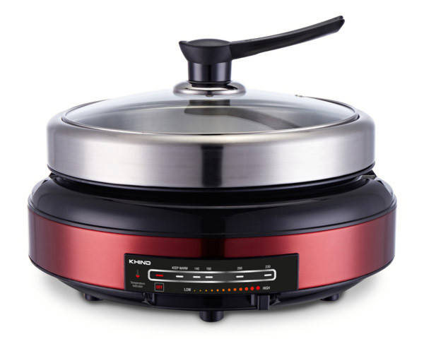 KHIND 4L 8-In-1 Multi Function Cooker MC388