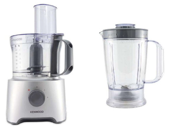 Kenwood Multipro Compact Food Processor FDP301SI