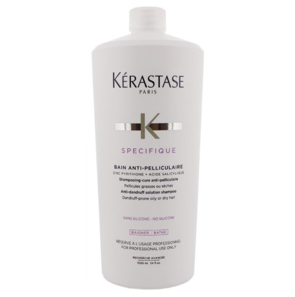 Kerastase Specifique Bain Anti-Pelliculaire Anti-Dandruff Solution Shampoo 1000ml