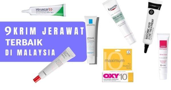 You are currently viewing 9 Krim Jerawat Terbaik Di Malaysia 2021 – Membersihkan Jerawat Dengan Pantas!