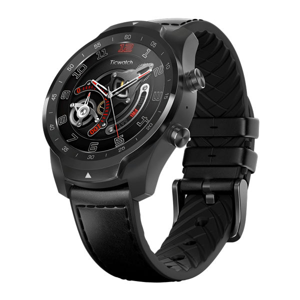 Mobvoi TicWatch Pro 2020 (Shadow Black)