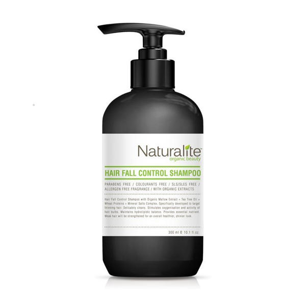 Naturalite Organic Beauty Hair Fall Control Shampoo