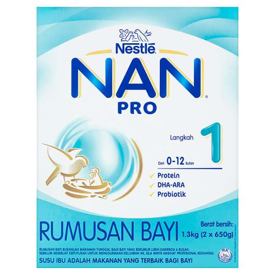 Nestle NAN Pro Step 1 Infant Formula Milk Powder