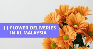 Read more about the article 11 Best Flower Delivery Services In KL Malaysia 2021