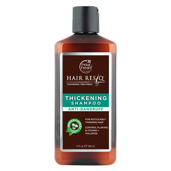 Petal Fresh Hair Rescue Anti-Dandruff Shampoo