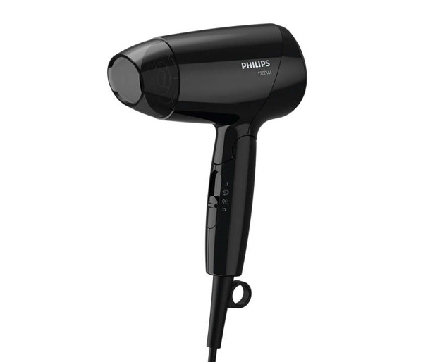 Philips BHC010/13 Essential Care Compact Hair Dryer